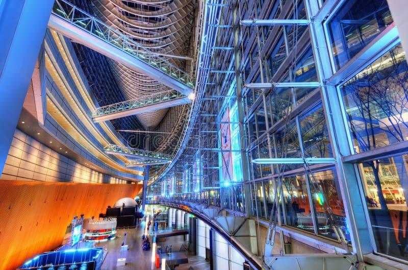 Форум International Токио стоковые изображения rf