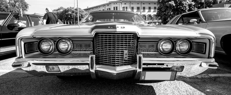Форд LTD стоковые фотографии rf