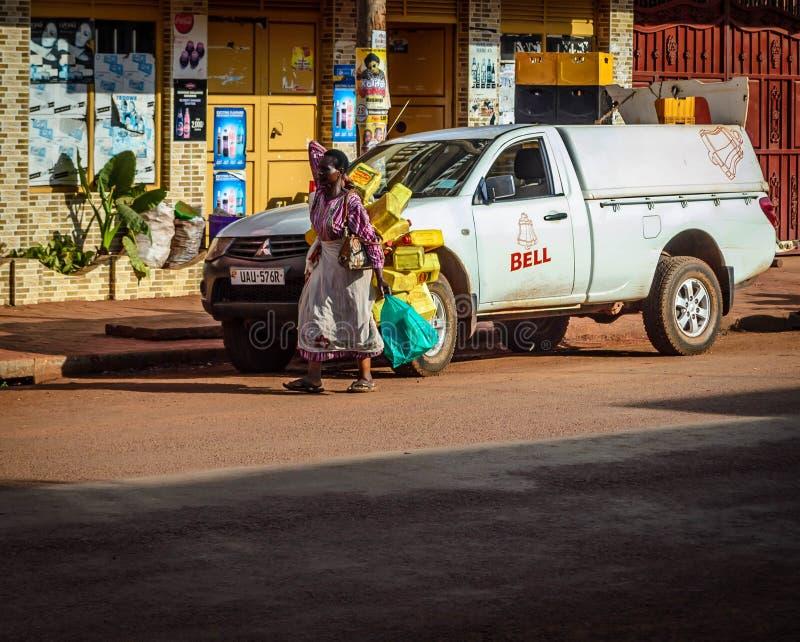 Фотография улицы стоковые фотографии rf