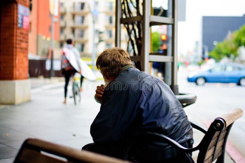 Фотография улицы стоковая фотография rf