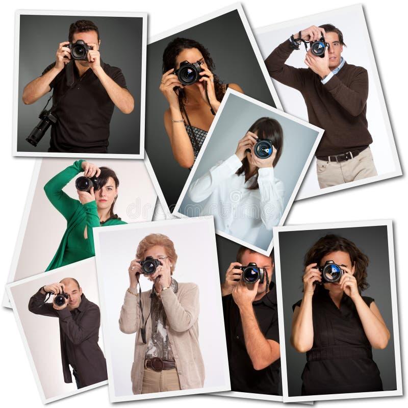 фотографы стоковые фотографии rf