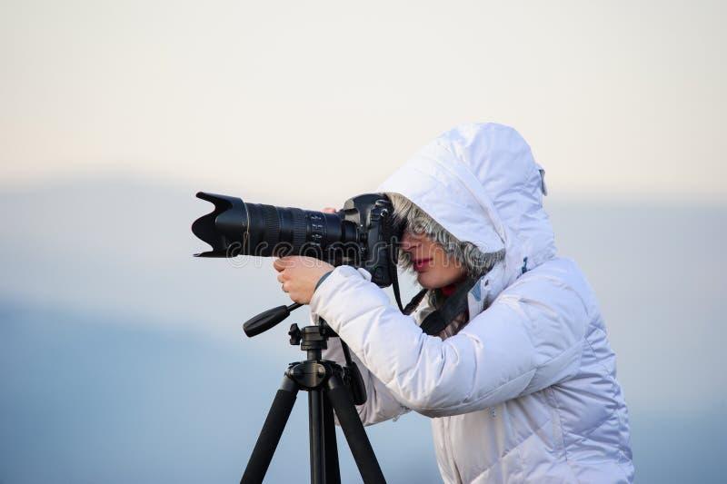 На каких настройках фотографировать пейзаж