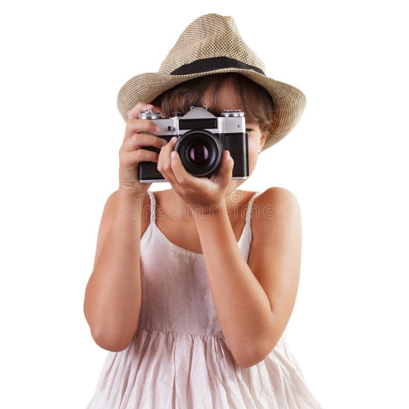 Фотоснимки маленькой девочки стоковая фотография rf
