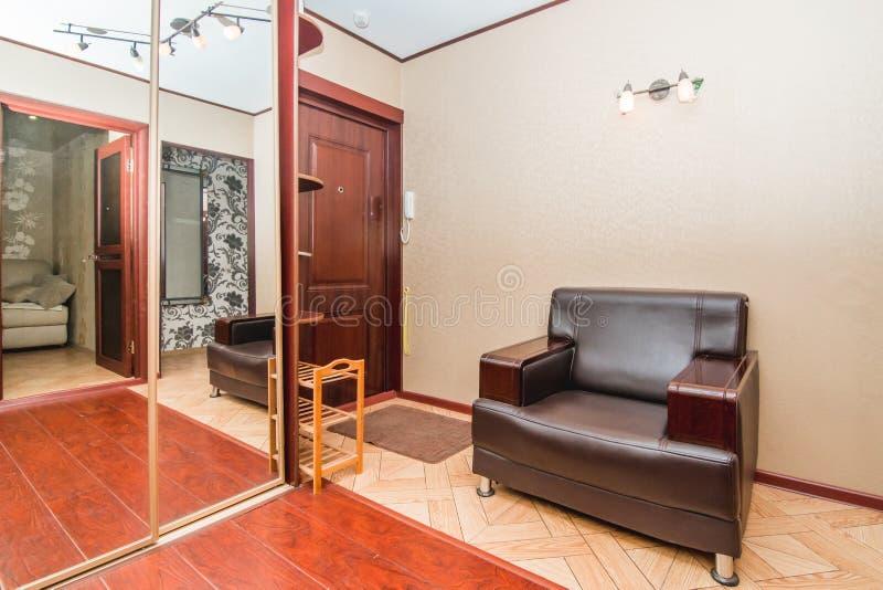 Фото дизайна залы стоковое изображение