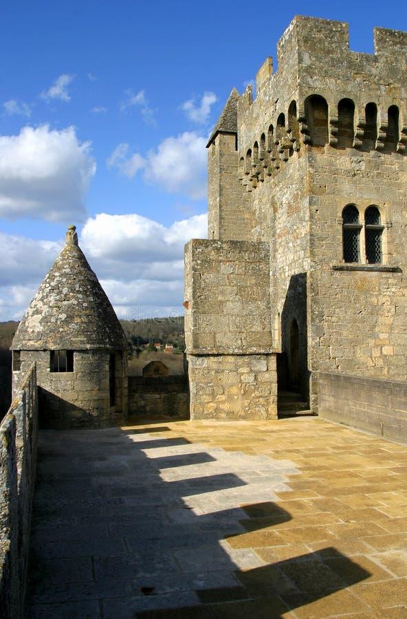 фото замока средневековое стоковое фото rf