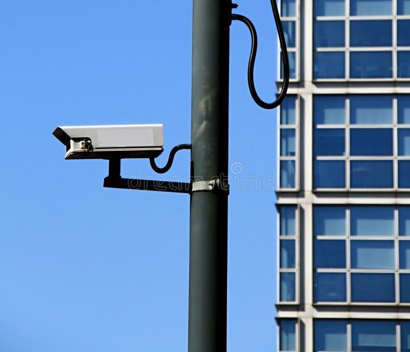 фото запаса движения камеры слежения обозревая стоковое фото