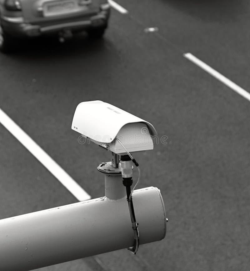 Фото запаса движения камеры слежения обозревая стоковые изображения rf