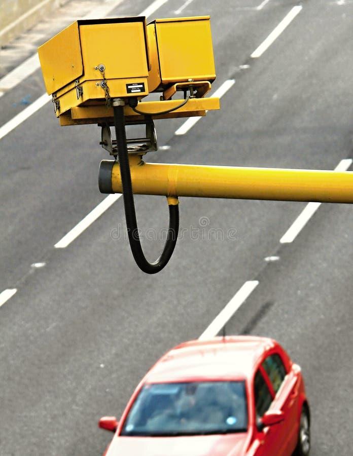 Фото запаса движения камеры слежения обозревая стоковые фотографии rf