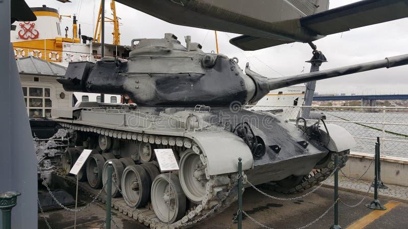 Фото исторического старого танка стоковые фото