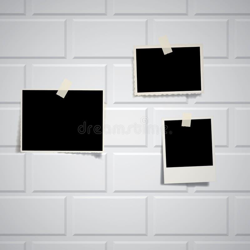 Фото на белом brickwall бесплатная иллюстрация