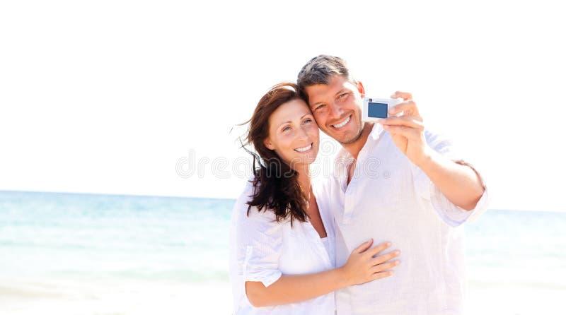фото пляжа стоковая фотография