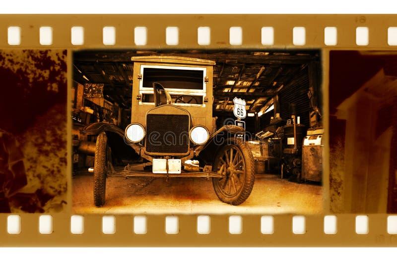 фото рамки автомобиля старое ретро стоковые изображения