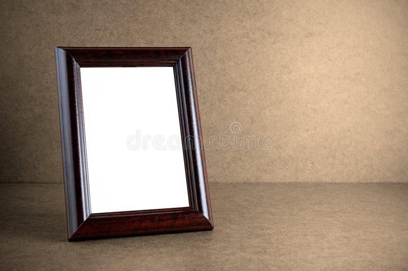 фото рамки старое деревянное стоковое изображение rf