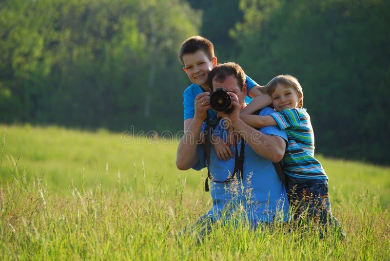 фото семьи стоковое фото rf