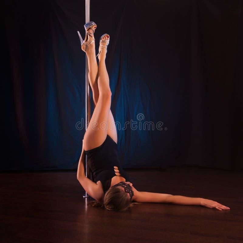 Фото танца поляка стоковое фото rf