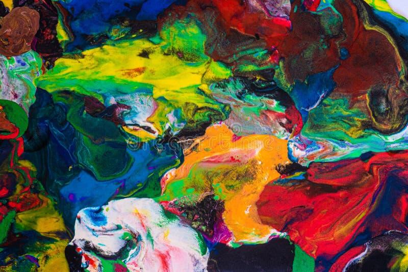 Фото текстуры multicolor пластилина смешанной стоковые изображения rf