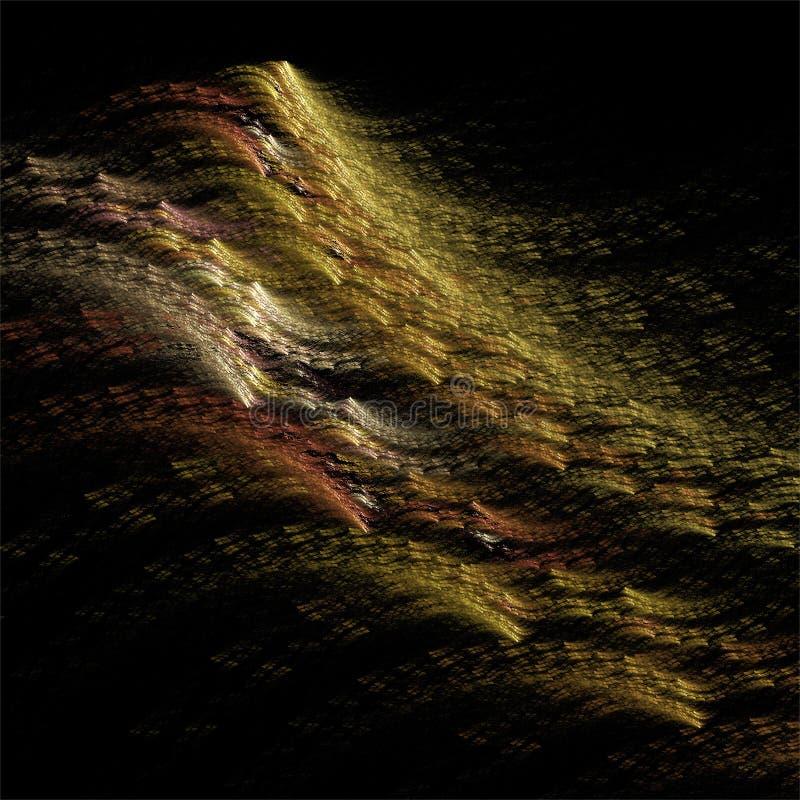 Фрактали искусства фрактали вычислительной машины дискретного действия абстрактные намечают структуру бесплатная иллюстрация