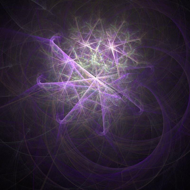 фракталь стоковое изображение rf