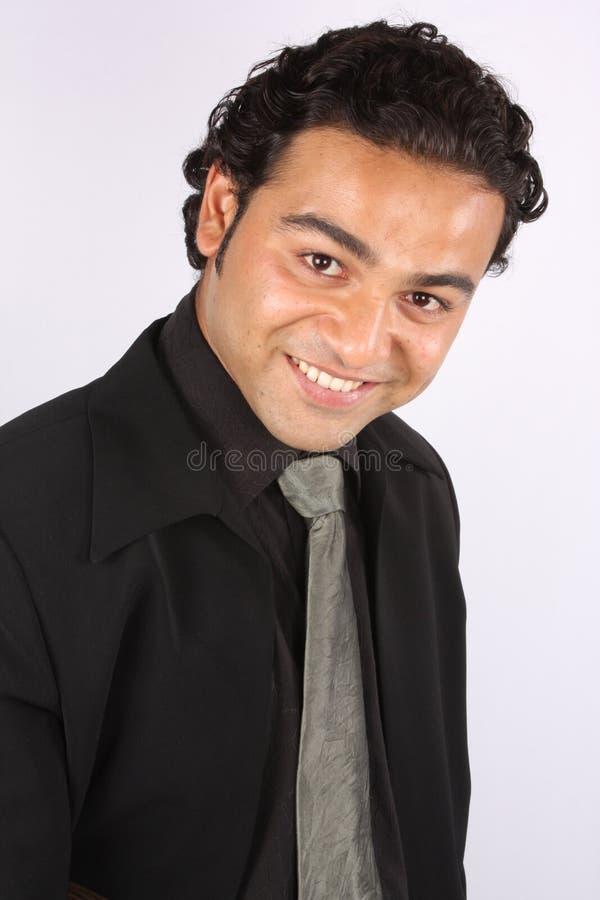 франтовское бизнесмена индийское стоковое изображение