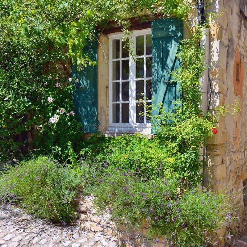 Франция, Провансаль Romaine Ла Vaison стоковые фото