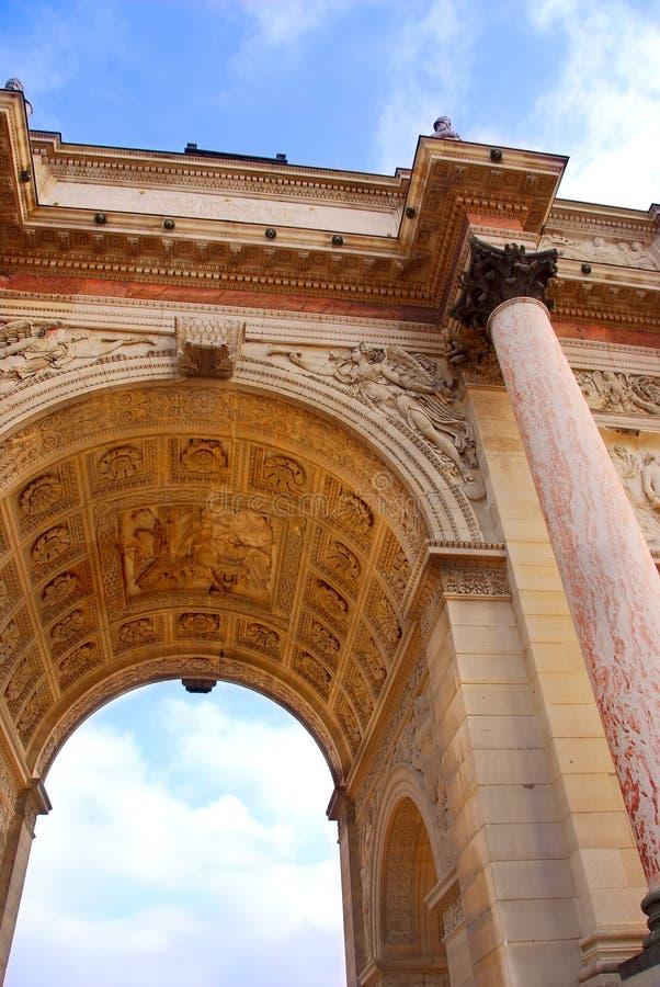 Франция paris стоковая фотография