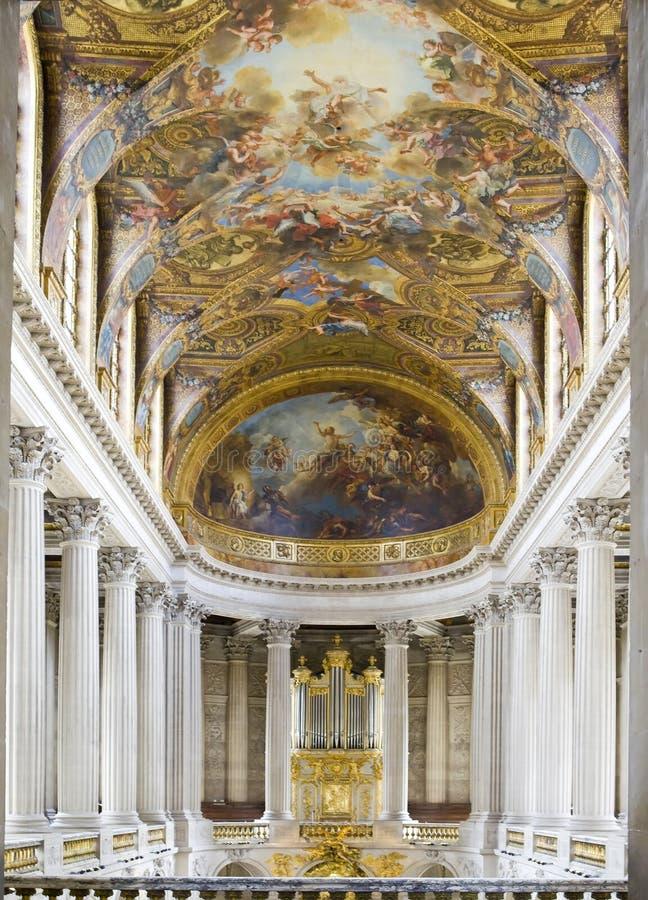 Франция versailles стоковые изображения