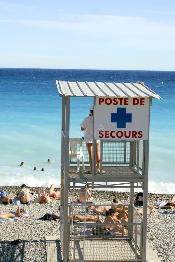 французская личная охрана стоковая фотография