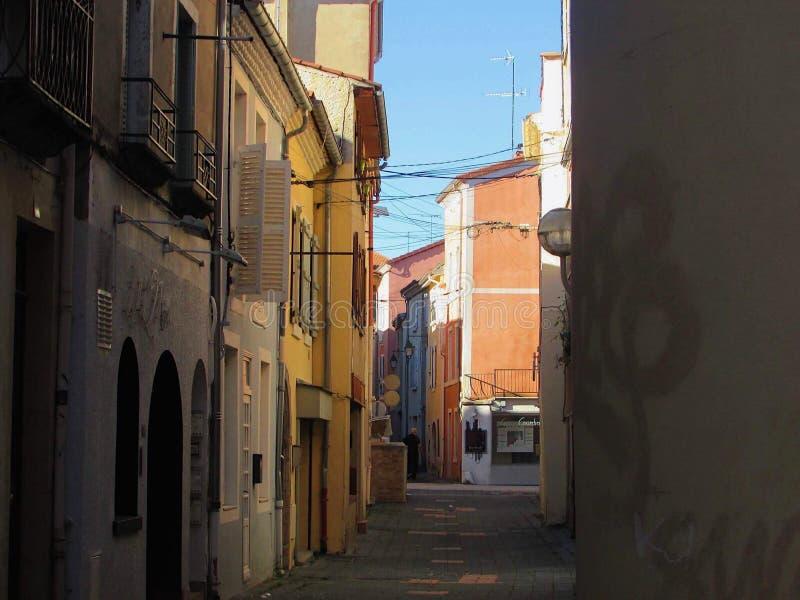 французская улица стоковое фото rf