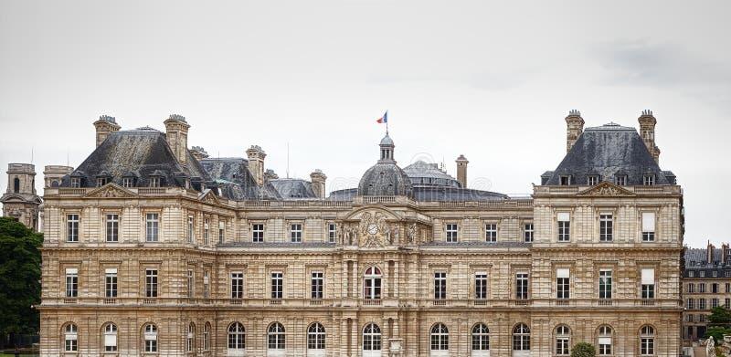 Французский сенат стоковые изображения rf