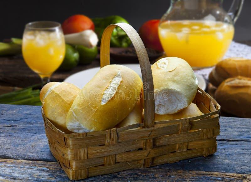 Французский хлеб стоковые изображения