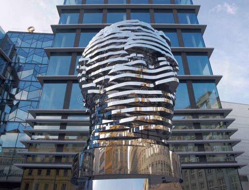 Франц Кафка Дэвидом Cerny стоковая фотография rf
