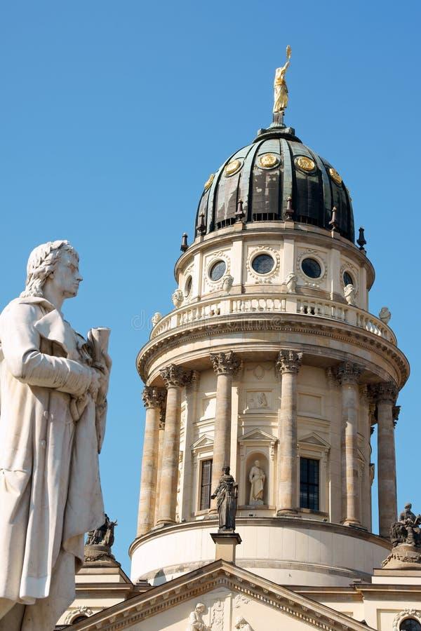 франчуз купола berlin стоковое изображение