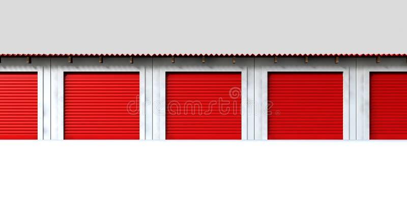 Download Фронт шкафчиков для хранения Иллюстрация штока - иллюстрации насчитывающей крыша, промышленно: 33738575