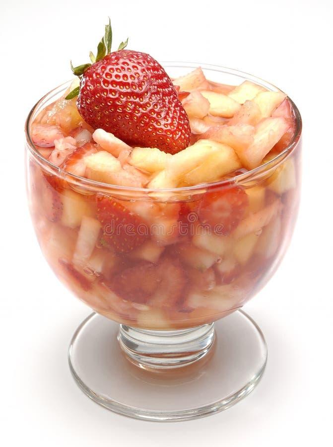 фруктовый салат стоковая фотография