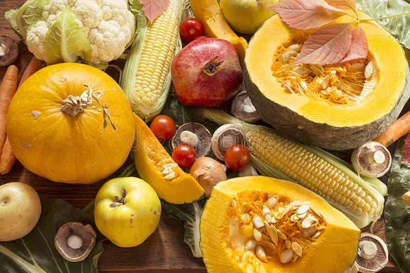Фрукты и овощи стоковое фото