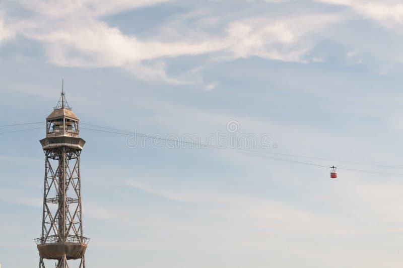Download Фуникулер Барселоны стоковое фото. изображение насчитывающей среднеземноморск - 40584992