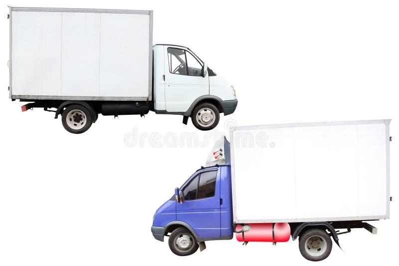 фургоны стоковая фотография rf