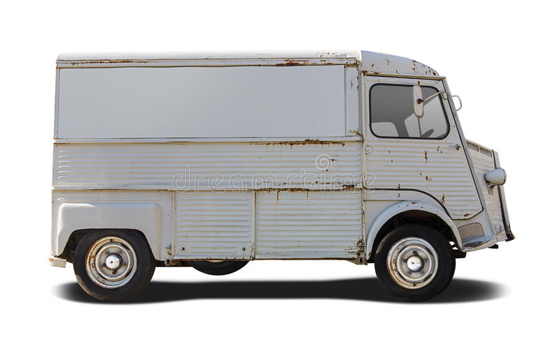 Фургон Citroen h стоковые фотографии rf