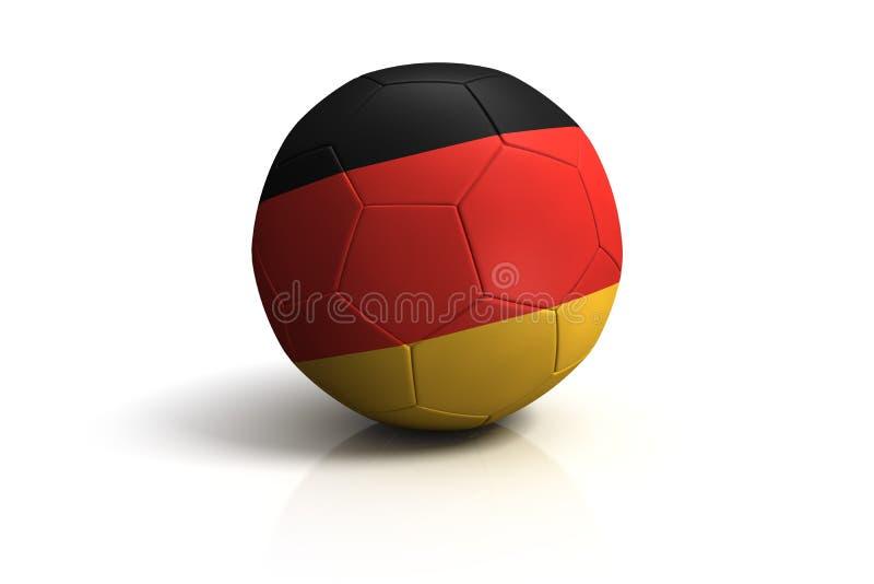 футбол Германия бесплатная иллюстрация