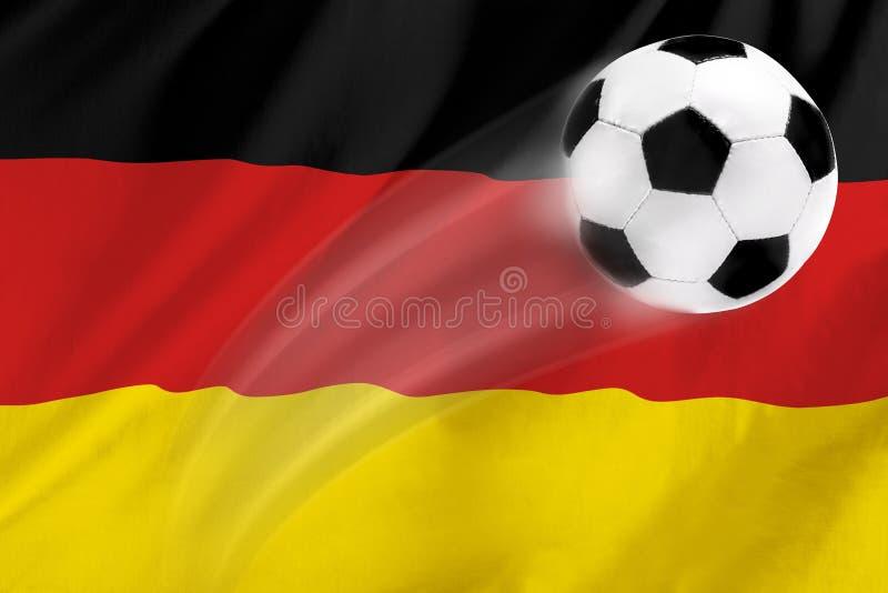 футбол Германия иллюстрация штока