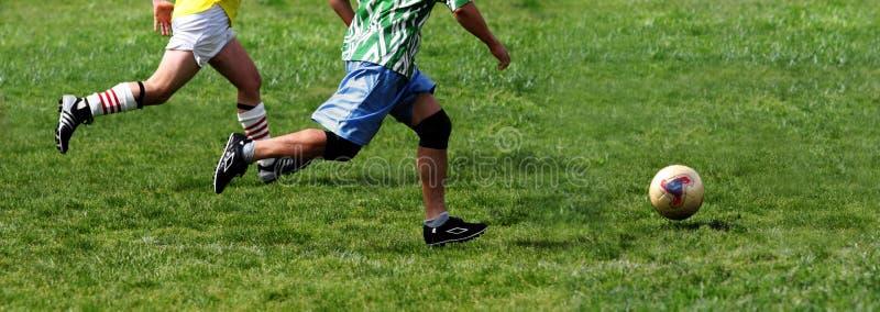 футбол игры стоковое изображение rf