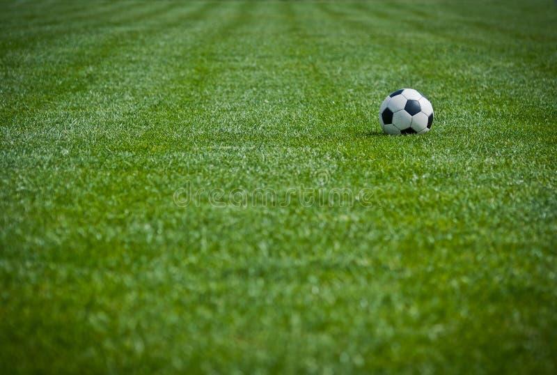футбол поля стоковые изображения