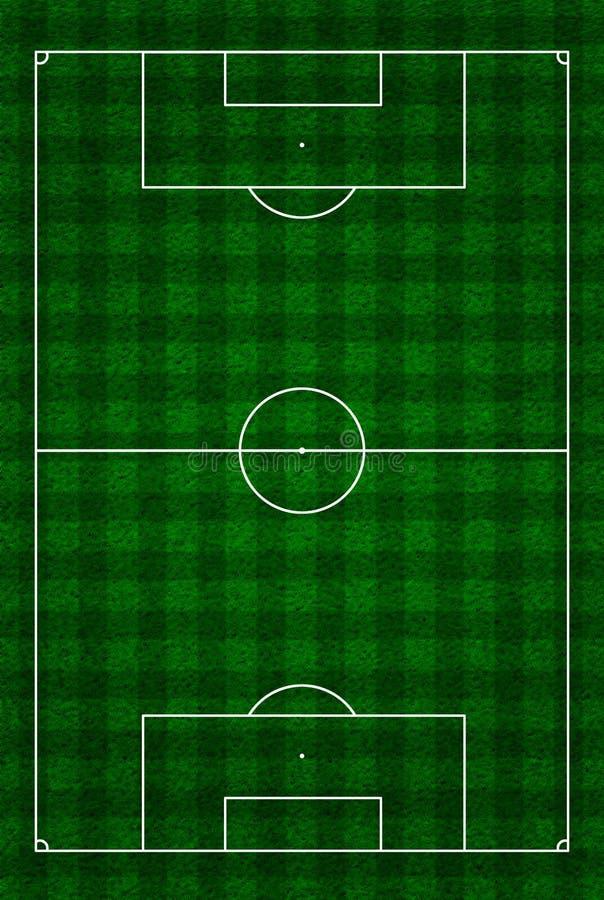 футбол поля бесплатная иллюстрация
