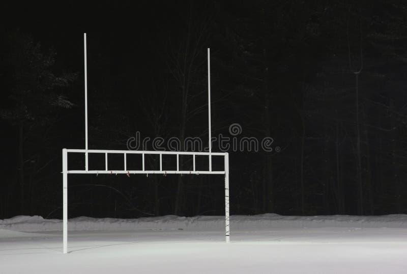 футбол с сезона стоковое изображение rf