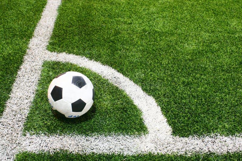футбол футбола поля стоковое фото rf