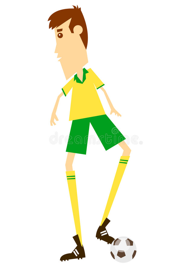 футбол футбола бесплатная иллюстрация