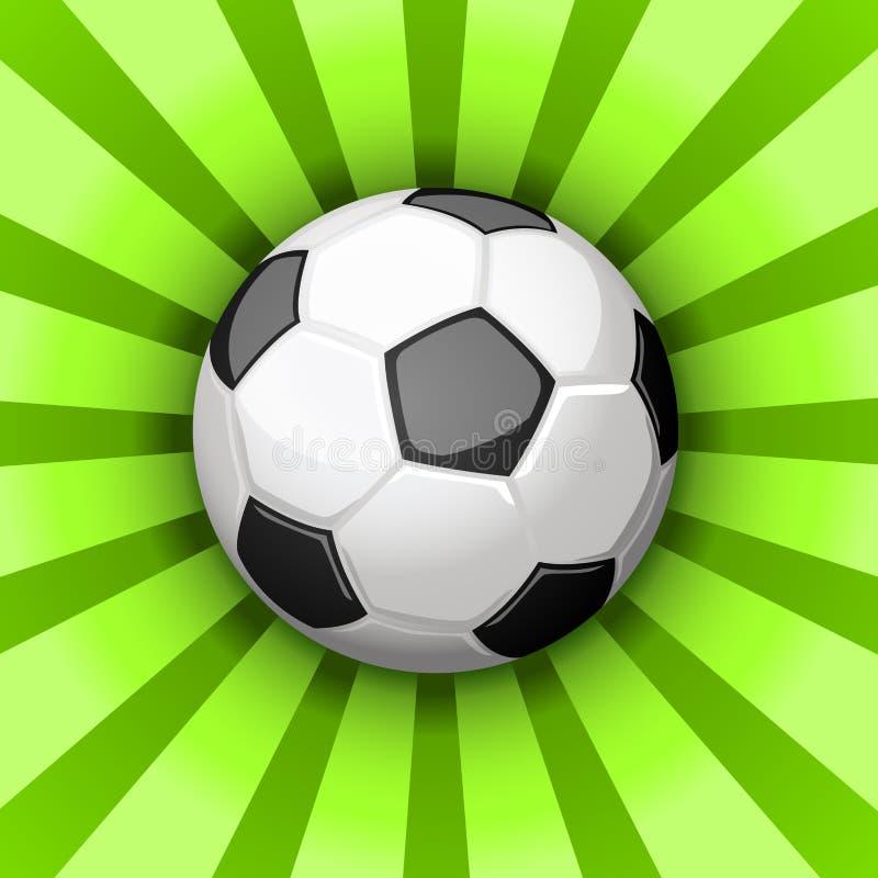 футбол шарика бесплатная иллюстрация