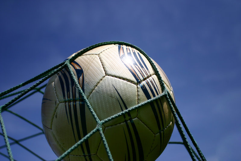Футбол #2 стоковое изображение rf