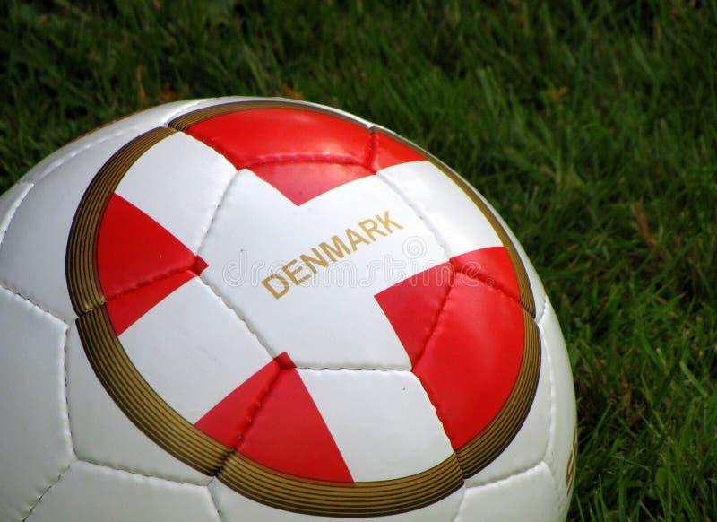 футбол 2012 евро Дании стоковое изображение rf