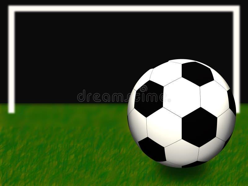 Download футбол иллюстрация штока. иллюстрации насчитывающей отдых - 6866191